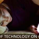 Impact of technology on kids