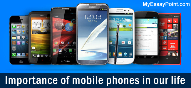 Importance Of Mobile Phone Technology