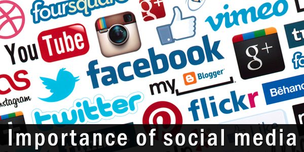 importance of social media technology my essay point importance of social media
