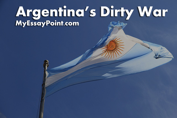 argentina dirty war