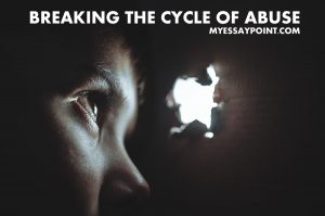 breaking cycle of abuse