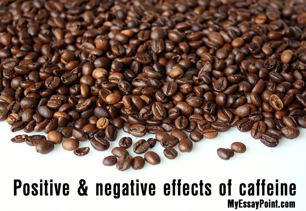 essays on caffeine Introduction when you ingest and metabolize caffeine into your body, you are  setting up a cause and effect situation, the result of which makes you more alert.