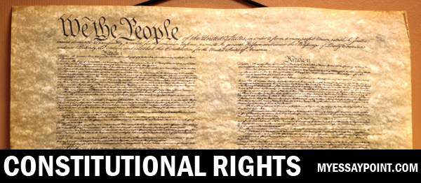 essay on constitutional rights my essay point constitutional rights