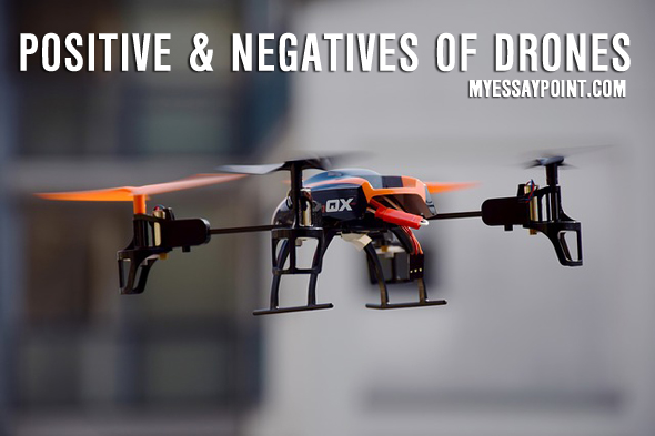 drones positive negative effects