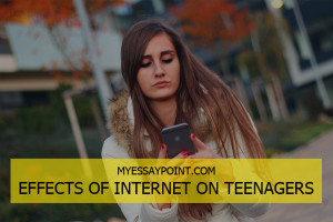 effects of internet on teenagers