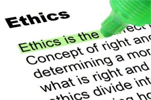 essay on ethics and moral