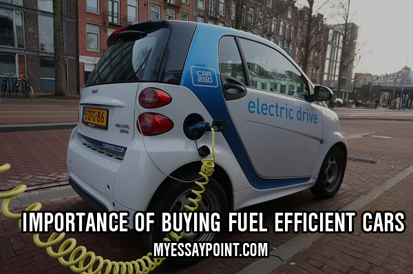 Research paper fuel efficient cars