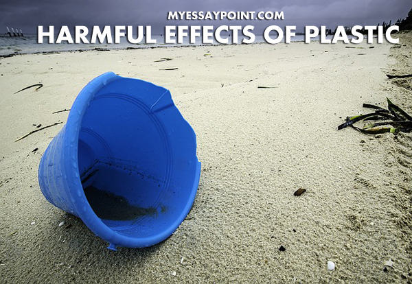 Harmful effects of plastic
