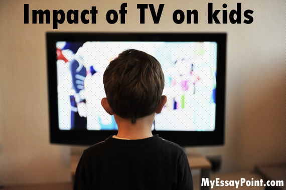 Positive and negative impact of TV on kids