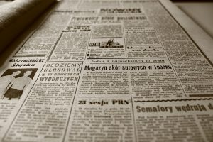 negative effects of newspaper