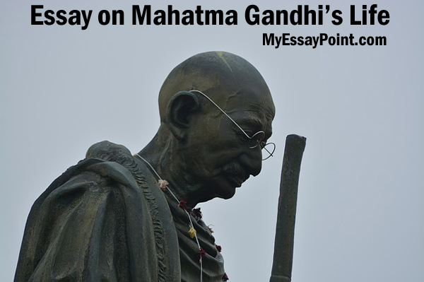 introduction to gandhi essay Introduction mahatma gandhi was born on october 2, 1869, in porbandar, india he studied law in london, england, but in 1893 went to south africa, where he.