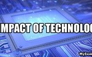 essays on the impact of technology