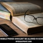 why ban mobiles in school